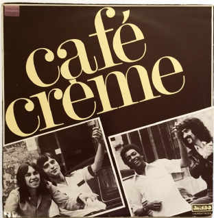 "Café Crème - Citations Ininterrompues (12"") (EX/VG-)"